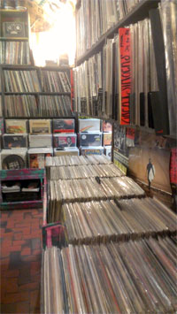 Data 93 Records - Florence, Italy