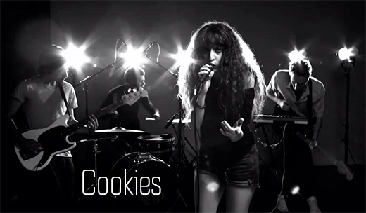 """Cookies - """"Music For Touching"""""""