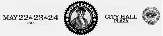 Boston Calling Festival - Spring 2015